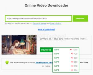 2 cara mudah download video youtube