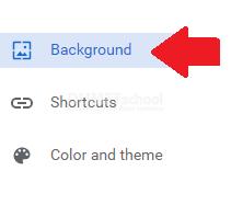 Cara Mengubah Background Chrome