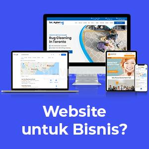 Buat Website untuk Bisnismu? Emang Penting Ya?